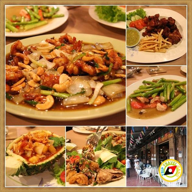 ร้านอาหารอร่อยอัมพวา แม่กลอง สมุทรสงคราม (1)