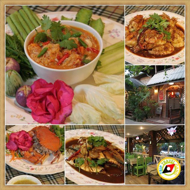ร้านอาหารอร่อยอัมพวา แม่กลอง สมุทรสงคราม (11)