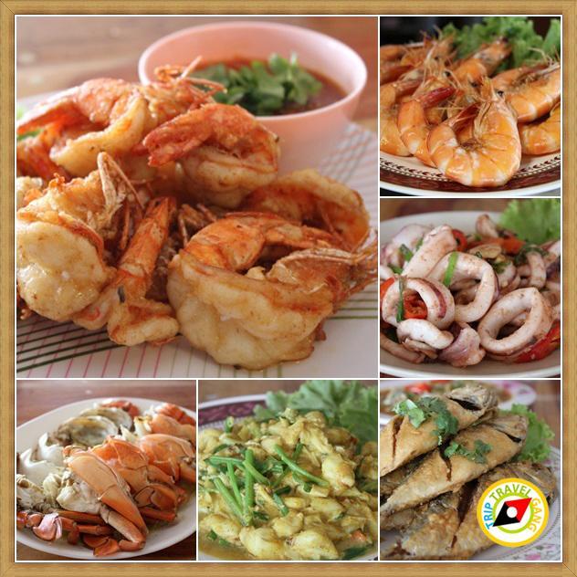 ร้านอาหารอร่อยอัมพวา แม่กลอง สมุทรสงคราม (12)