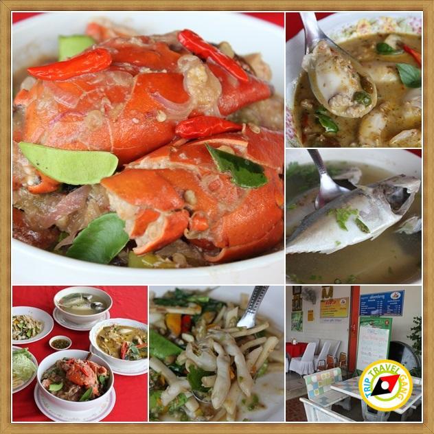 ร้านอาหารอร่อยอัมพวา แม่กลอง สมุทรสงคราม (13)