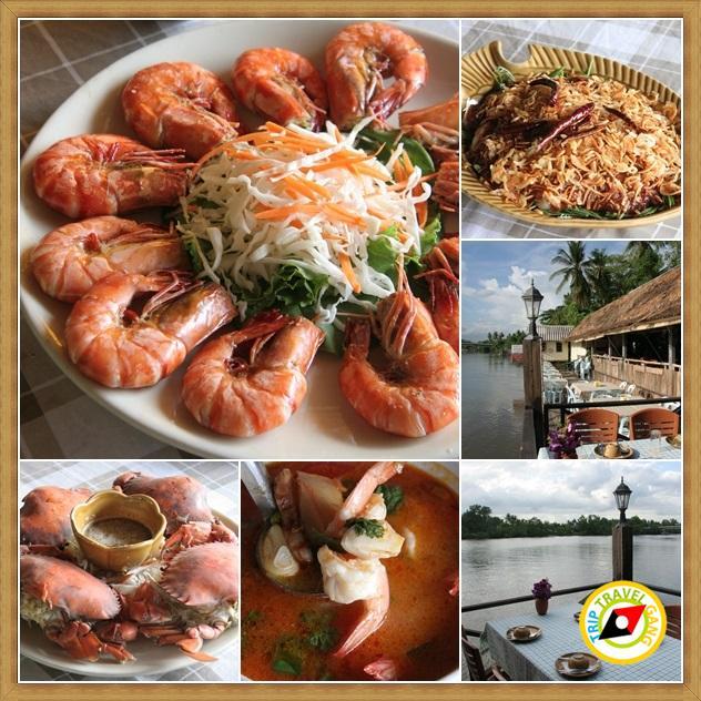 ร้านอาหารอร่อยอัมพวา แม่กลอง สมุทรสงคราม (6)