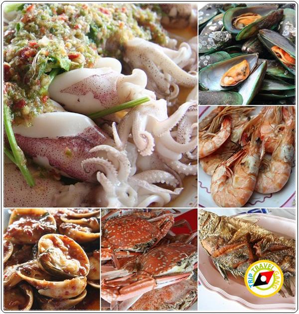 ร้านอาหารเพชรบุรี  อร่อยบรรยากาศดี (2)