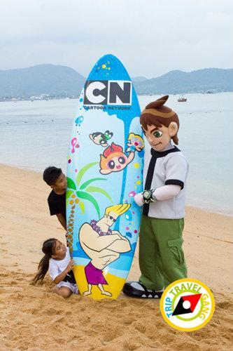 สวนน้ำการ์ตูนเน็ทเวิร์ค อเมโซน (Cartoon Network AMAZONE)  (4)