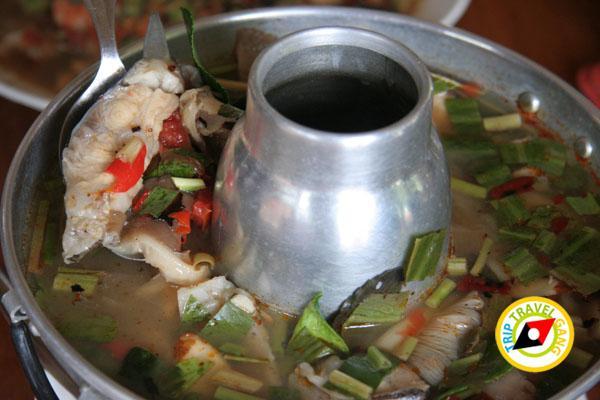 แพอาหารไทรโยค วินเนอร์ อำเภอไทรโยค กาญจนบุรี (3)