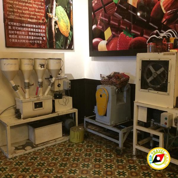 ช็อกโกแลต Beryl's Chocolate Kingdom กัวลาลัมเปอร์ มาเลเซีย Malaysia (12)