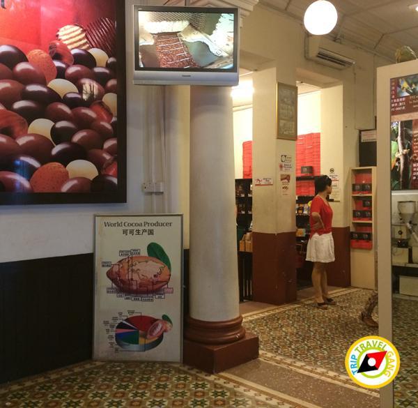 ช็อกโกแลต Beryl's Chocolate Kingdom กัวลาลัมเปอร์ มาเลเซีย Malaysia (13)