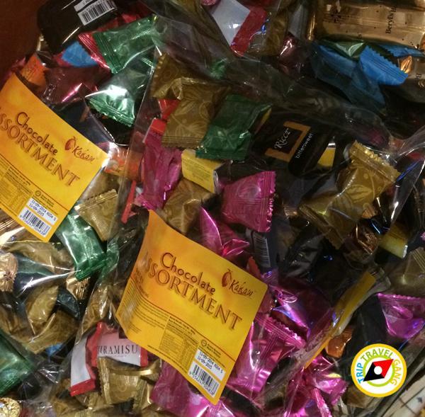 ช็อกโกแลต Beryl's Chocolate Kingdom กัวลาลัมเปอร์ มาเลเซีย Malaysia (17)