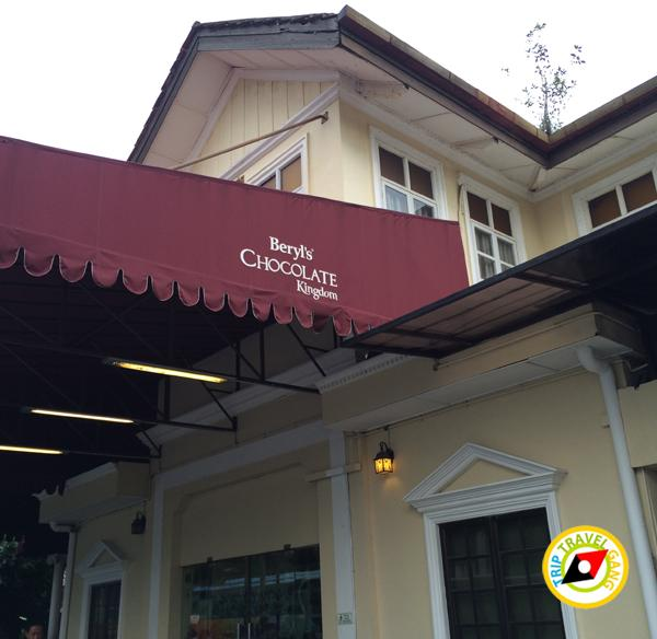 ช็อกโกแลต Beryl's Chocolate Kingdom กัวลาลัมเปอร์ มาเลเซีย Malaysia (21)