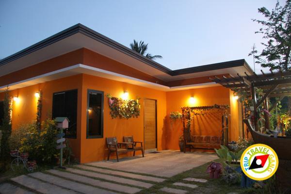 Night Like Amphawa ไนท์ไลค์ อัมพวา ที่พัก โรงแรม รีสอร์ท ริมน้ำ (1)