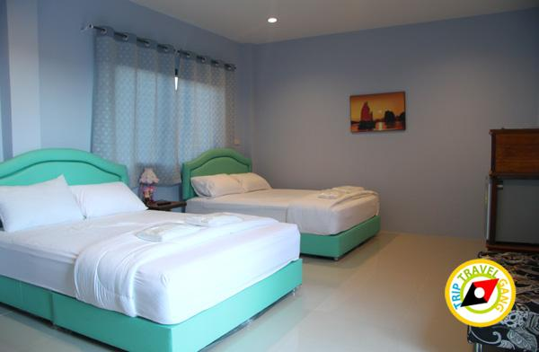Night Like Amphawa ไนท์ไลค์ อัมพวา ที่พัก โรงแรม รีสอร์ท ริมน้ำ (4)