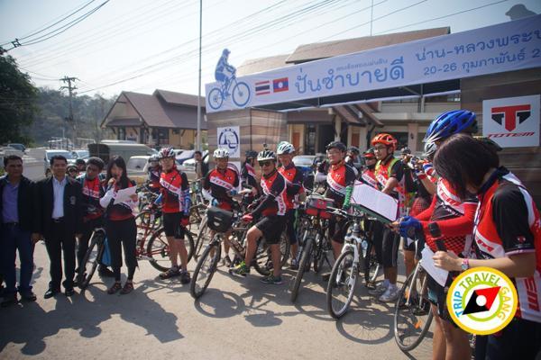 ท่องเที่ยว สถานที่ท่องเที่ยว น่าน หลวงพระบาง ลาว ขี่จักรยาน  (54)