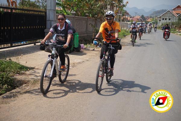 ท่องเที่ยว สถานที่ท่องเที่ยว น่าน หลวงพระบาง ลาว ขี่จักรยาน  (71)