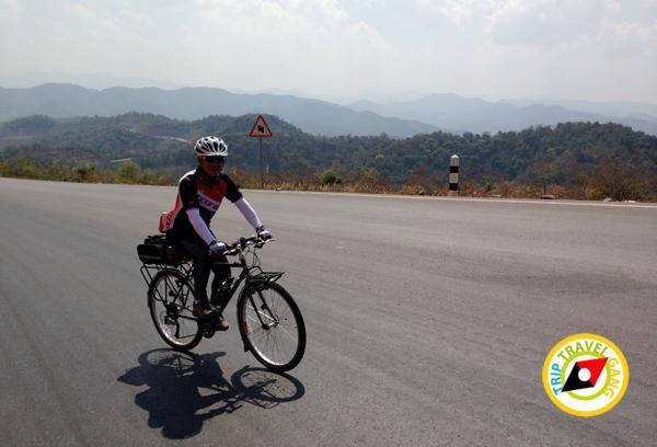 ท่องเที่ยว สถานที่ท่องเที่ยว น่าน หลวงพระบาง ลาว ขี่จักรยาน  (73)