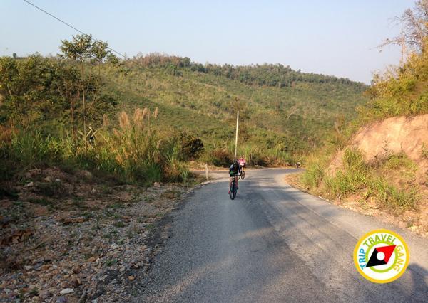 ท่องเที่ยว สถานที่ท่องเที่ยว น่าน หลวงพระบาง ลาว ขี่จักรยาน  (76)