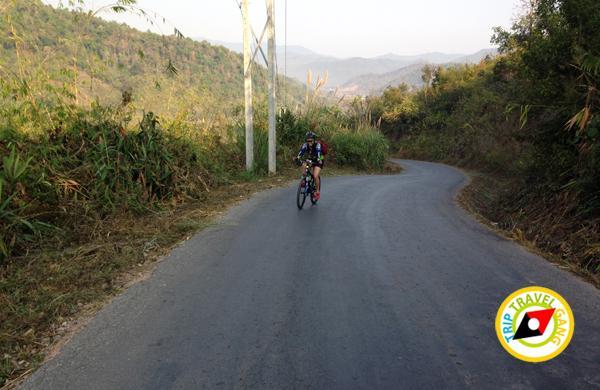 ท่องเที่ยว สถานที่ท่องเที่ยว น่าน หลวงพระบาง ลาว ขี่จักรยาน  (80)