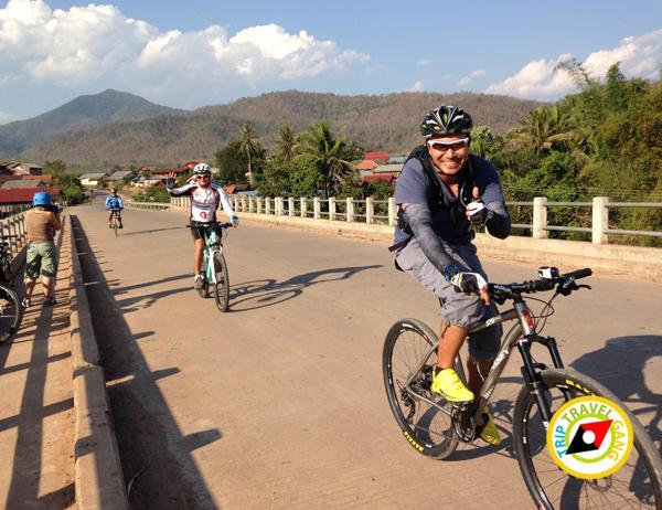 ท่องเที่ยว สถานที่ท่องเที่ยว น่าน หลวงพระบาง ลาว ขี่จักรยาน  (85)