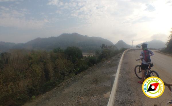 ท่องเที่ยว สถานที่ท่องเที่ยว น่าน หลวงพระบาง ลาว ขี่จักรยาน  (88)