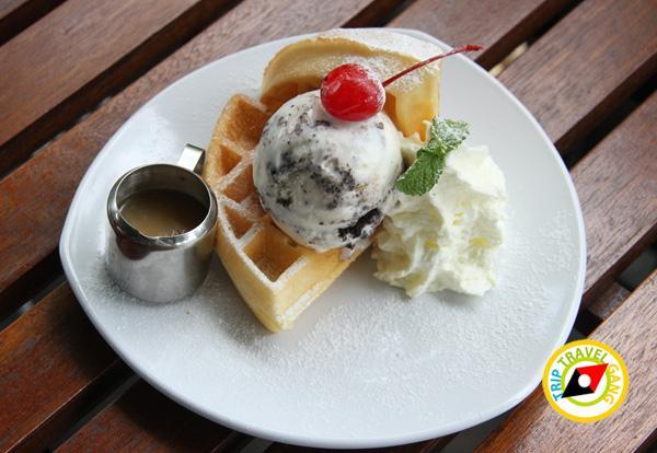 ร้านกาแฟ คาเฟ่ ร้านเค้ก แนะนำ ที่กิน อร่อย บรรยากาศดี เขาใหญ่ (19)
