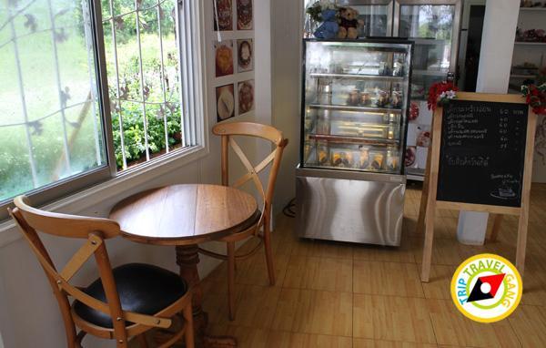 ร้านกาแฟ คาเฟ่ ร้านเค้ก แนะนำ ที่กิน อร่อย บรรยากาศดี เขาใหญ่ (2)