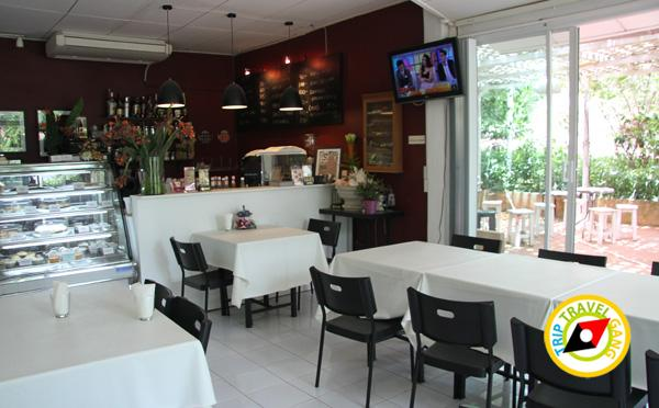 ร้านกาแฟ คาเฟ่ ร้านเค้ก แนะนำ ที่กิน อร่อย บรรยากาศดี เขาใหญ่ (25)