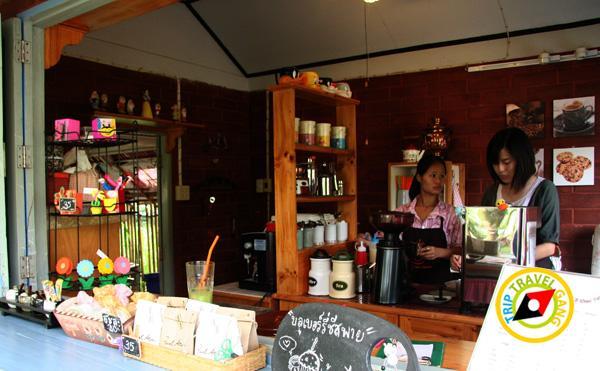 ร้านกาแฟ คาเฟ่ ร้านเค้ก แนะนำ ที่กิน อร่อย บรรยากาศดี เขาใหญ่ (30)