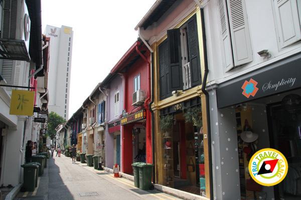 สิงคโปร์ (Singapore ท่องเที่ยว สถานที่ท่องเที่ยว ข้อมูล (33)