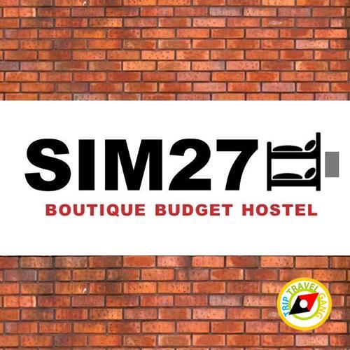 SIM 27 Hostel ที่พักสวยจันทบุรี