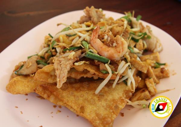 ร้านผัดไทยป้าถวิล ผัดไทยวังทอง ที่กิน ร้านอาหารอร่อยราคาถููก แนะนำพิษณุโลก (13)