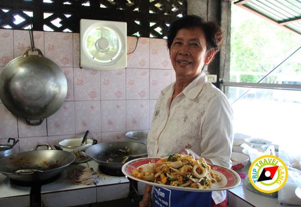 ร้านผัดไทยป้าถวิล ผัดไทยวังทอง ที่กิน ร้านอาหารอร่อยราคาถููก แนะนำพิษณุโลก (7)