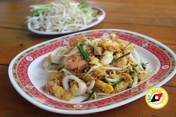 ร้านผัดไทยป้าถวิล ผัดไทยวังทอง ที่กิน ร้านอาหารอร่อยราคาถููก แนะนำพิษณุโลก (9)