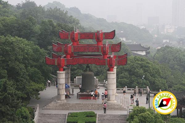 เที่ยวอู่ฮั่น หูเป่ย์ แหล่งท่องเที่ยวที่เที่ยว ประเทศจีน เขาบูตึ้ง ด้วยตัวเอง China (12)