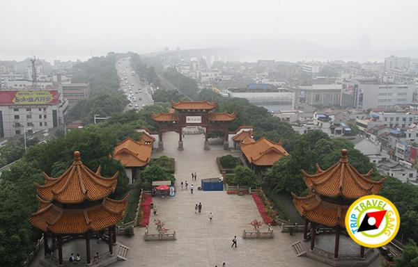 เที่ยวอู่ฮั่น หูเป่ย์ แหล่งท่องเที่ยวที่เที่ยว ประเทศจีน เขาบูตึ้ง ด้วยตัวเอง China (13)