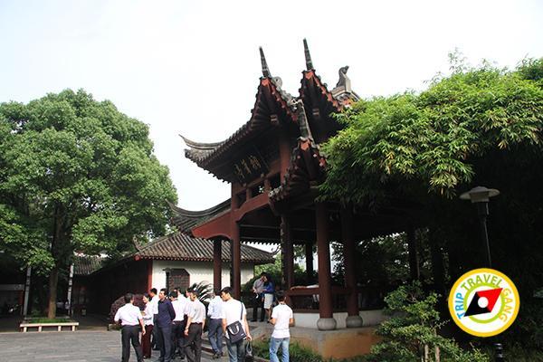 เที่ยวอู่ฮั่น หูเป่ย์ แหล่งท่องเที่ยวที่เที่ยว ประเทศจีน เขาบูตึ้ง ด้วยตัวเอง China (14)