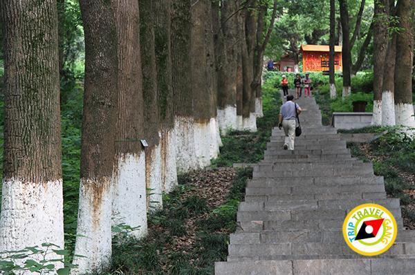 เที่ยวอู่ฮั่น หูเป่ย์ แหล่งท่องเที่ยวที่เที่ยว ประเทศจีน เขาบูตึ้ง ด้วยตัวเอง China (31)