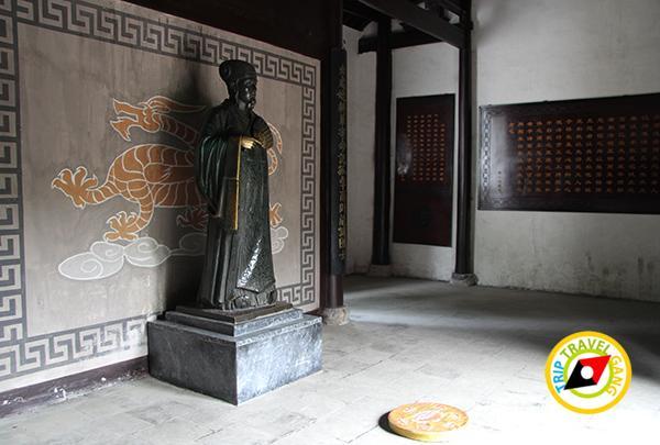 เที่ยวอู่ฮั่น หูเป่ย์ แหล่งท่องเที่ยวที่เที่ยว ประเทศจีน เขาบูตึ้ง ด้วยตัวเอง China (32)