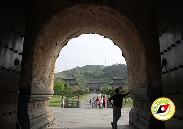 เที่ยวอู่ฮั่น หูเป่ย์ แหล่งท่องเที่ยวที่เที่ยว ประเทศจีน เขาบูตึ้ง ด้วยตัวเอง China (35)