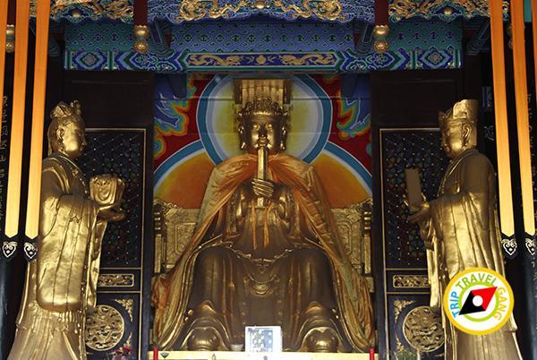 เที่ยวอู่ฮั่น หูเป่ย์ แหล่งท่องเที่ยวที่เที่ยว ประเทศจีน เขาบูตึ้ง ด้วยตัวเอง China (37)
