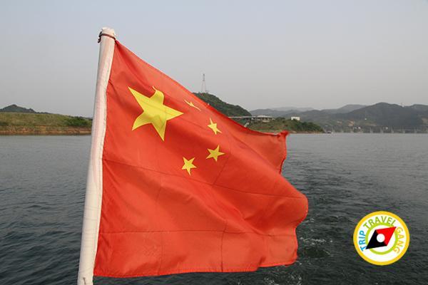เที่ยวอู่ฮั่น หูเป่ย์ แหล่งท่องเที่ยวที่เที่ยว ประเทศจีน เขาบูตึ้ง ด้วยตัวเอง China (38)