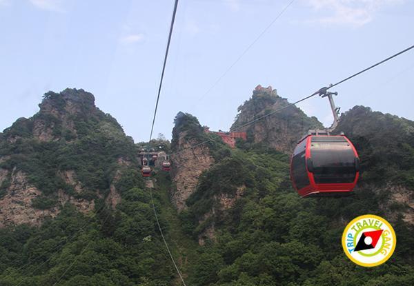เที่ยวอู่ฮั่น หูเป่ย์ แหล่งท่องเที่ยวที่เที่ยว ประเทศจีน เขาบูตึ้ง ด้วยตัวเอง China (43)