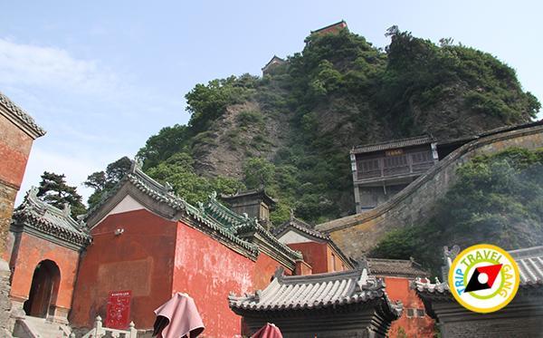เที่ยวอู่ฮั่น หูเป่ย์ แหล่งท่องเที่ยวที่เที่ยว ประเทศจีน เขาบูตึ้ง ด้วยตัวเอง China (46)