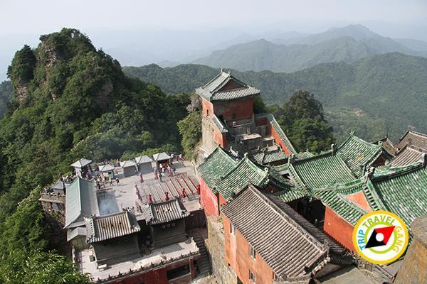 เที่ยวอู่ฮั่น หูเป่ย์ แหล่งท่องเที่ยวที่เที่ยว ประเทศจีน เขาบูตึ้ง ด้วยตัวเอง China (47)