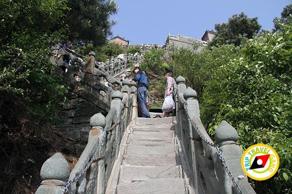เที่ยวอู่ฮั่น หูเป่ย์ แหล่งท่องเที่ยวที่เที่ยว ประเทศจีน เขาบูตึ้ง ด้วยตัวเอง China (48)