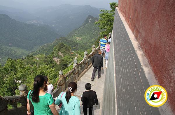 เที่ยวอู่ฮั่น หูเป่ย์ แหล่งท่องเที่ยวที่เที่ยว ประเทศจีน เขาบูตึ้ง ด้วยตัวเอง China (51)