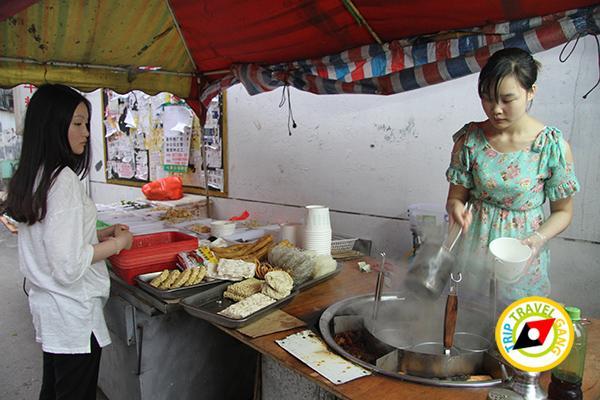 เที่ยวอู่ฮั่น หูเป่ย์ แหล่งท่องเที่ยวที่เที่ยว ประเทศจีน เขาบูตึ้ง ด้วยตัวเอง China (8)