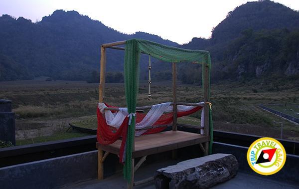 แนะนำที่พัก โรงแรม รีสอร์ท บ้านไร่ อุทัยธานี สวย น่านอน บรรยากาศดี ติดภูเขา (4)
