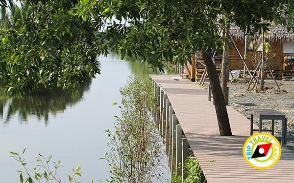 มณีแดง โฮมสเตย์ RedRuby Homestayแหลมสิงห์ จันทบุรี รีสอร์ท โรงแรม ที่พัก กินปู ดูทะเล (10)