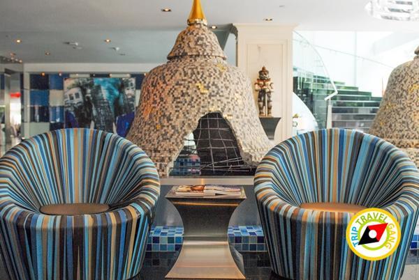 Dream hotel โรงแรมดรีมโฮเทล กรุงเทพฯ (28)