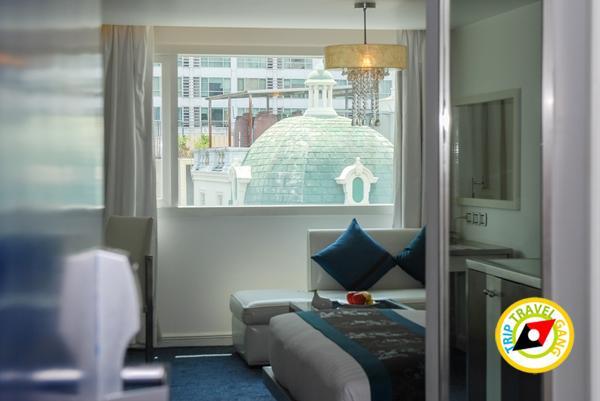 Dream hotel โรงแรมดรีมโฮเทล กรุงเทพฯ (36)