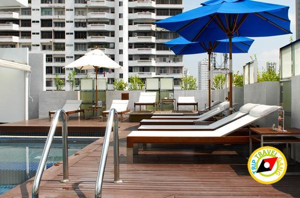 Dream hotel โรงแรมดรีมโฮเทล กรุงเทพฯ (41)
