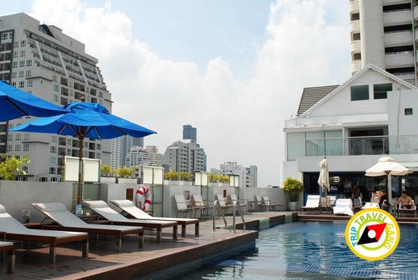 Dream hotel โรงแรมดรีมโฮเทล กรุงเทพฯ (42)